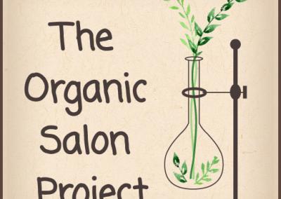 The Organic Salon Project Logo