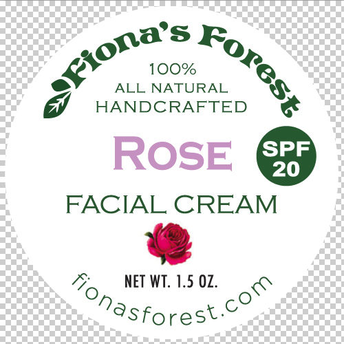 Fiona's Forest Product Label